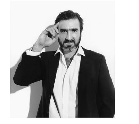 Eric Cantona, nueva imagen de L'Oréal Men Expert