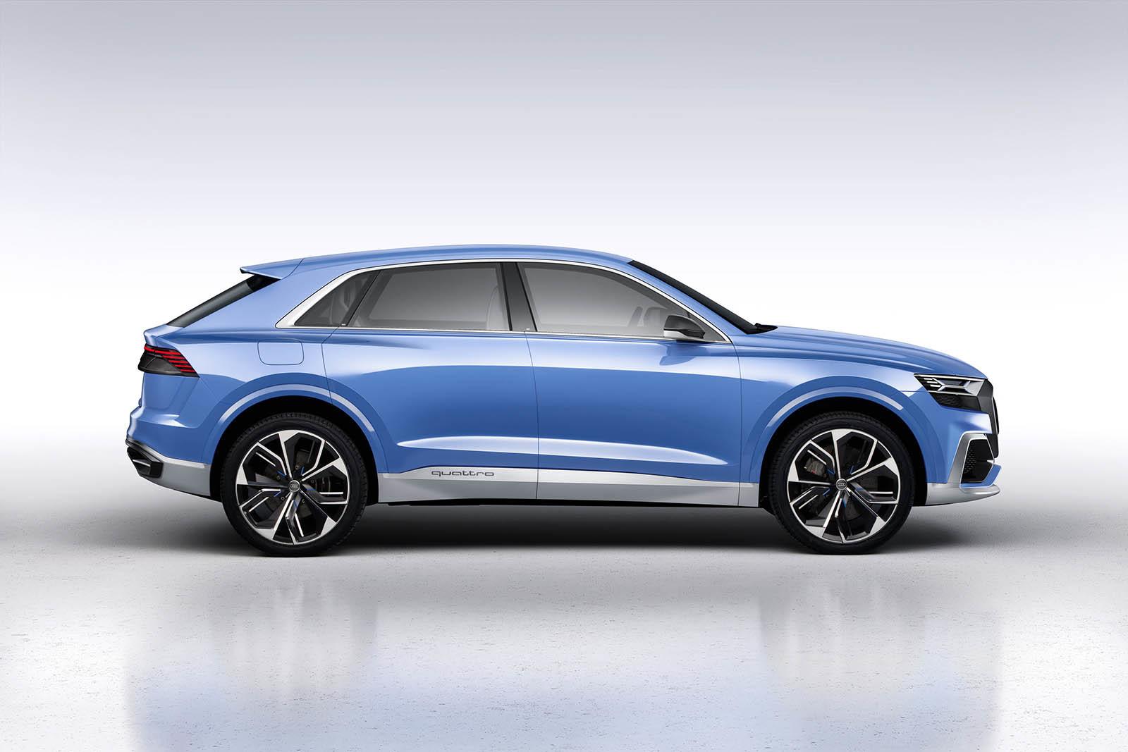 Foto de Audi Q8 Concept (14/39)