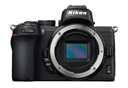 Nikon Z50 9