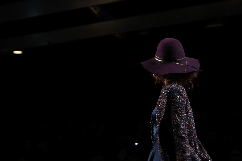 Foto de Alma Aguilar en la Cibeles Madrid Fashion Week Otoño-Invierno 2011/2012 (106/126)