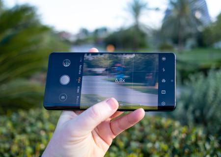 Huawei P30 Pro Zoom Deslizador