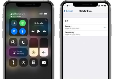 Apple libera la versión 12.1.2 de iOS con correcciones de errores en los iPhone con eSIM