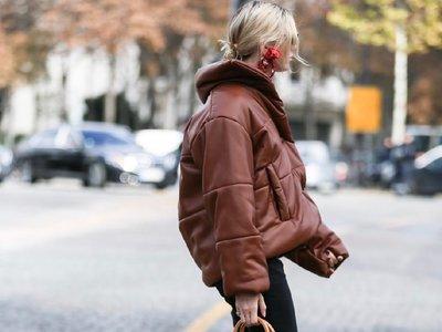 Clonados y pillados: la chaqueta (agotada) de Nanushka ahora disponible por menos