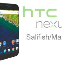 Así podrían lucir los nuevos Nexus de HTC