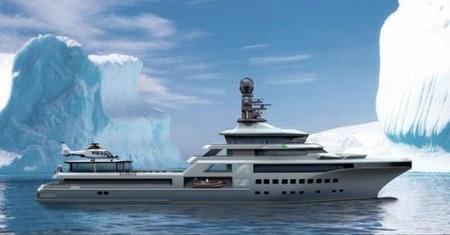 Rolls Royce colabora con la empresa naval Palmer Johnson