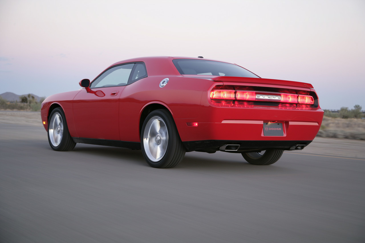 40 aniversario del Dodge Challenger