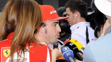 """Fernando Alonso: """"El Samurai siempre luchaba con espadas contra las armas de fuego de sus rivales"""""""