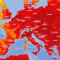 Cuantificar los niveles de PM2,5 se convierte en una necesidad, y por eso existe este visualizador