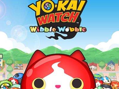 YO-KAI WATCH Wibble Wobble ya se encuentra disponible de manera gratuita en iOS y Android