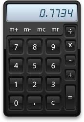 Cambia el aspecto de la calculadora