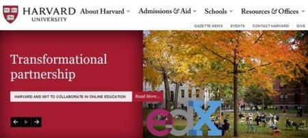 ¿Quieres estudiar en  Harvard o el MIT desde casa y gratis? Ahora podrás hacerlo
