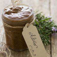Salsa de finas hierbas, Módena y mostaza para aliñar ensaladas. Receta