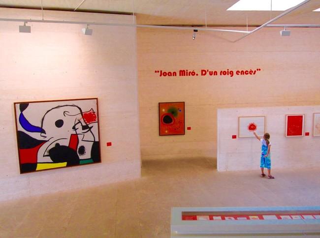 Joan Miró en Palma, Mallorca