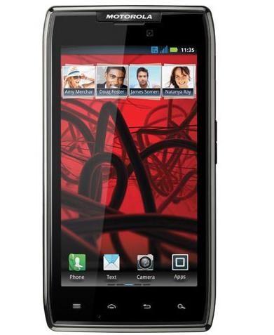 Motorola RAZR Maxx llega a Europa en mayo