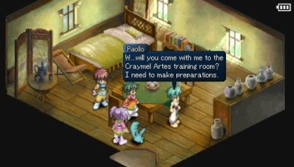 Tráiler del Tales of Eternia para PSP