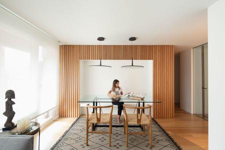 Un piso lleno de luz y con una reforma práctica y 100% actual