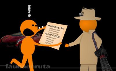 Paga tu multa en función de tus ingresos
