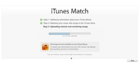 iTunes Match se expande por América Latina y otros países europeos