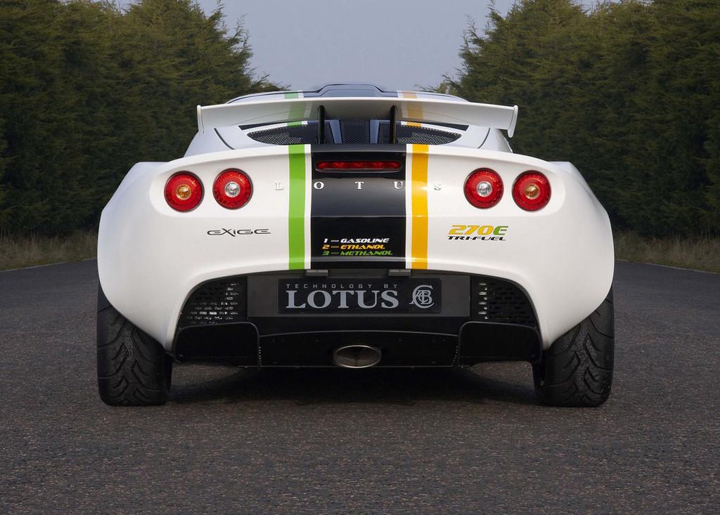 Foto de Lotus Exige 270E Tri-Fuel (3/5)