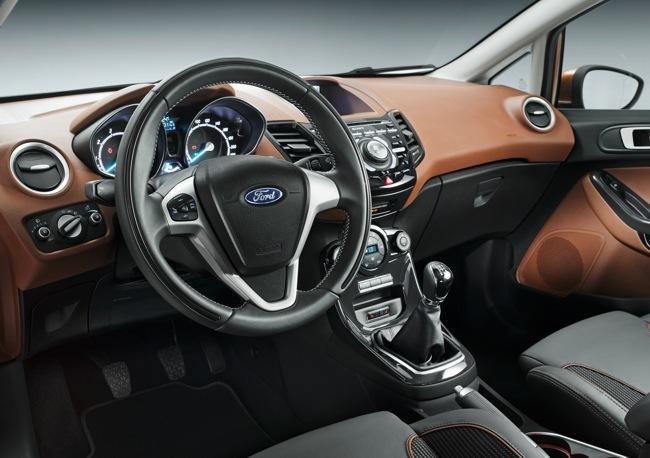 Ford Fiesta 2013 Europa 04