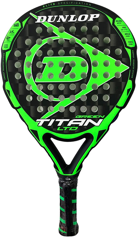 Dunlop Paddle Shovel Titan LTD Green