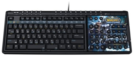 SteelSeries teclado WoW