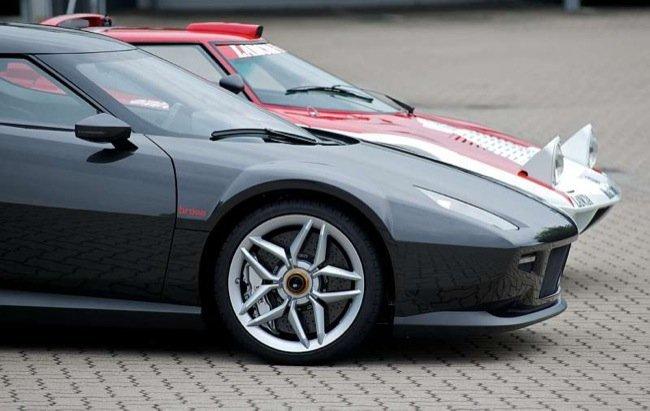 Nuevo Lancia Stratos Pininfarina