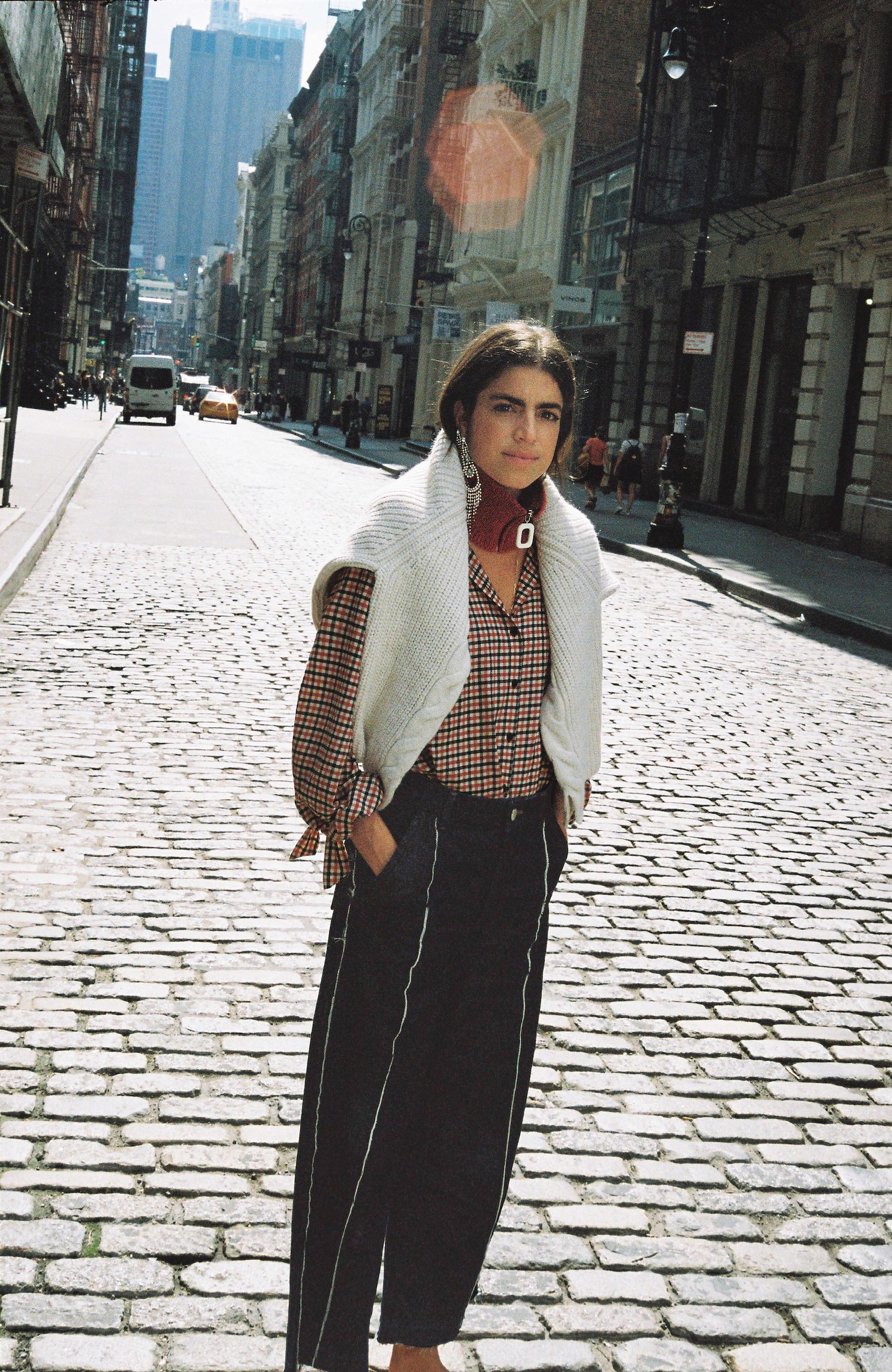 Foto de Leandra Medine y mango Journeys en Nueva York (10/13)