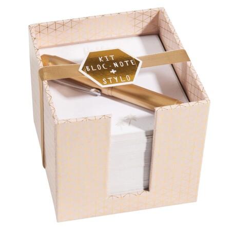 Kit De Bloc De Notas Y Boligrafo 1000 0 30 170221 10