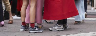 Las New Balance podrían convertirse en la próxima obsesión del street style y así lo vemos con estos looks