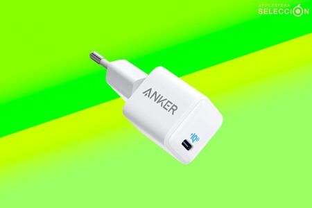 El cargador USB-C Nano de Anker de 20W carga el iPhone más rápido, y cuesta 17,99 euros con este cupón en Amazon