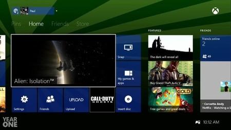 La Xbox One ya permite tomar capturas de pantalla gracias a su actualización de marzo