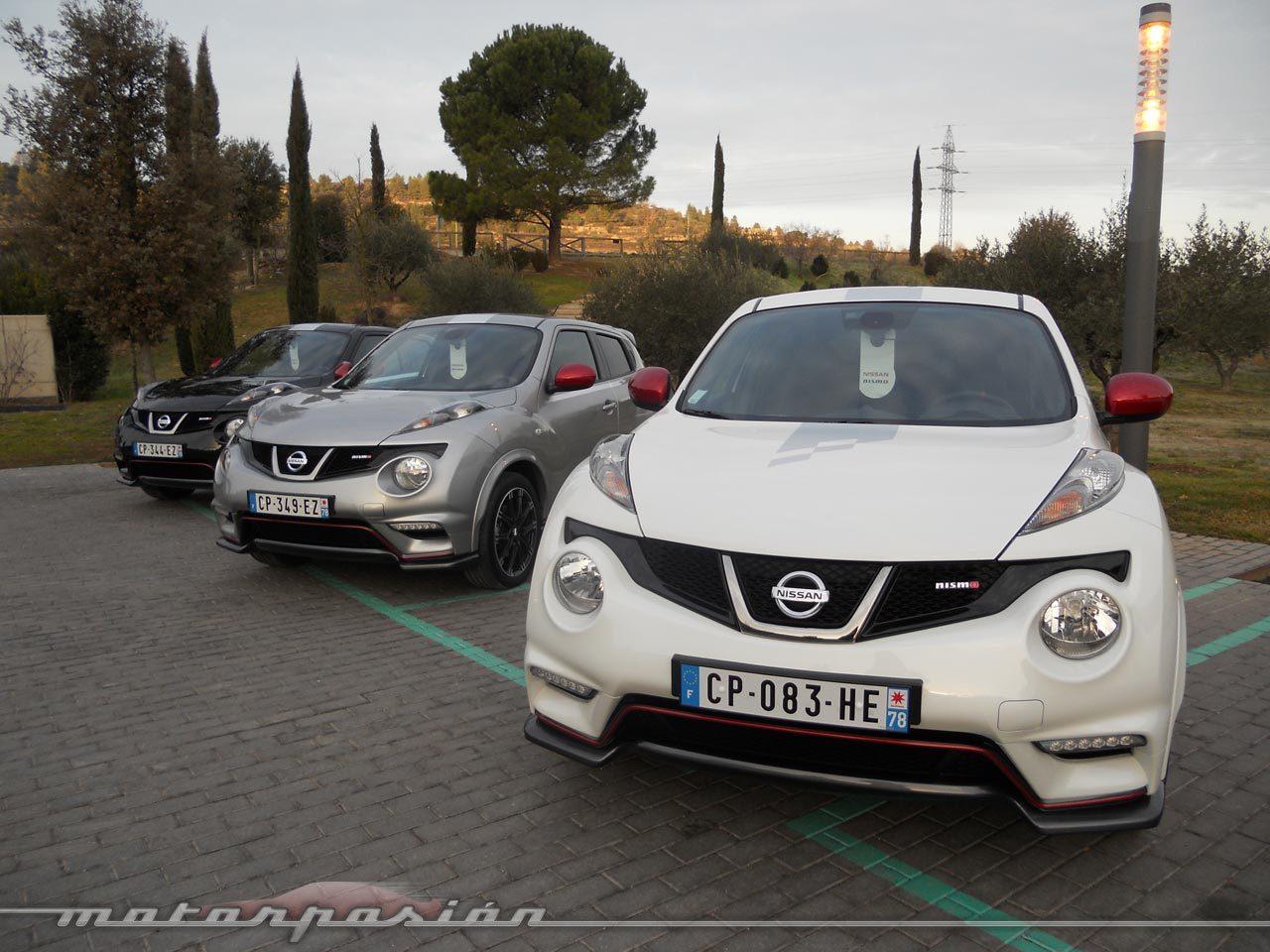 Foto de Nissan Juke Nismo (presentación propias) (45/45)