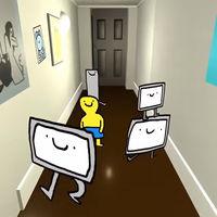 Si P.T. te parecía aterrador, ya puedes jugar a QT, su versión más simpática y colorida