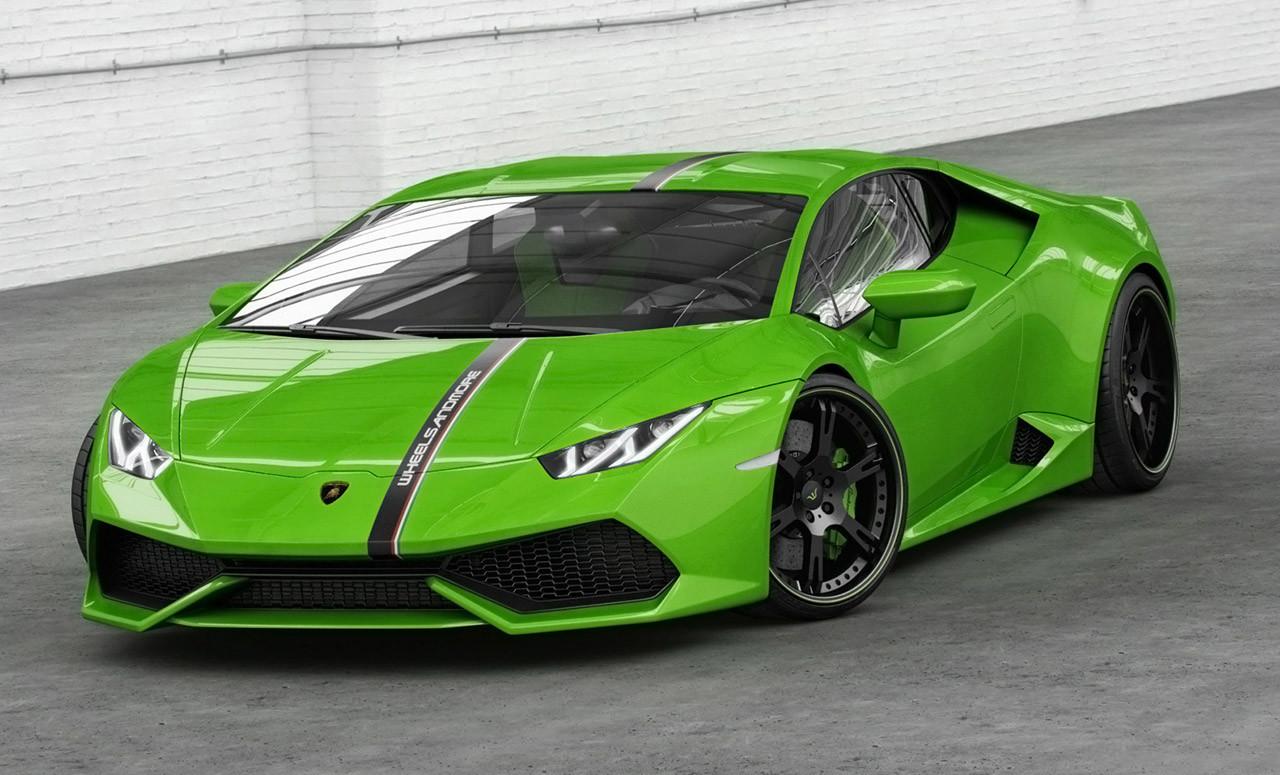 Foto de Lamborghini Huracan Wheelsandmore (6/10)