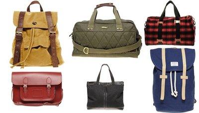 Asos y su colección de bolsos para el 2012