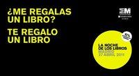 Vuelve la Noche de los Libros a Madrid