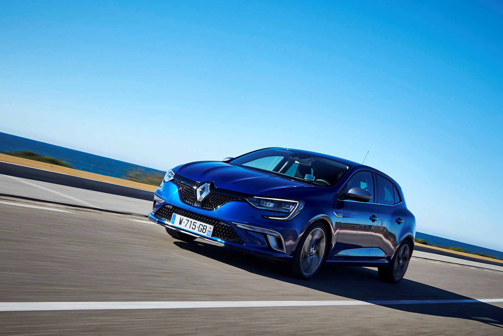 Foto de Renault Mégane 2016 (presentación) (63/97)