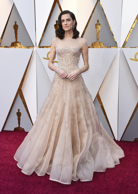 Oscars 2018 Allison Williams 1