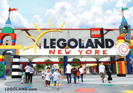 """""""Legoland New York"""", el noveno parque temático de Lego, abrirá sus puertas en 2020"""