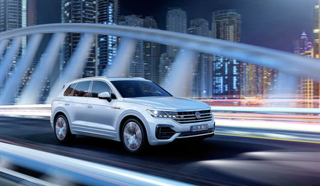 Volkswagen Touareg 2018, precios en España