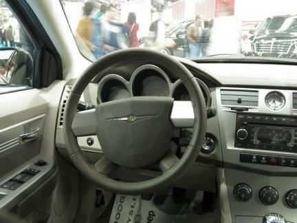 Chrysler Sebring en el Salón de Vigo