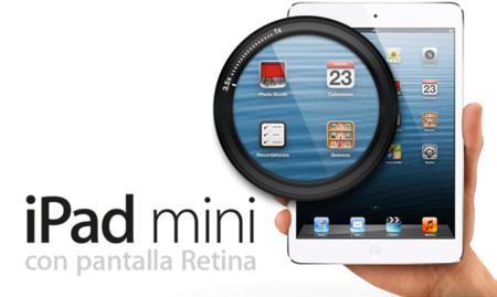 Sobre los iPad mini con pantalla Retina y iPhone 5S que podrían lanzarse antes de tiempo pero no lo harán