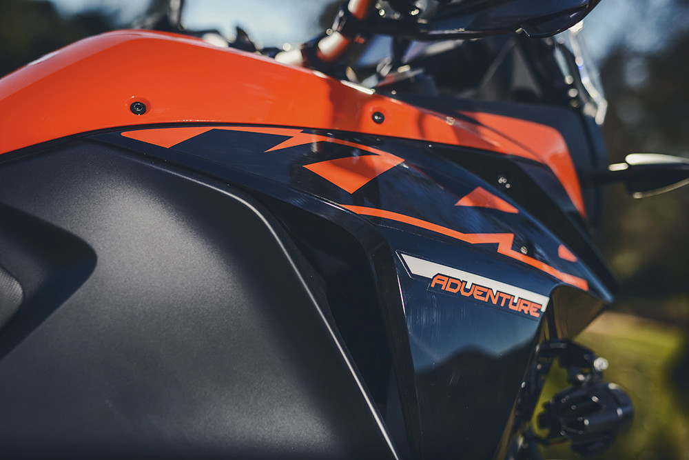 Foto de KTM 1090 Advenuture (32/63)