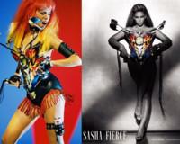 Beyoncé y Sasha Fierce o como lucir un modelo de hace más de 10 años