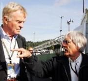 Bernie Ecclestone está que trina: esta vez le toca a la FIA