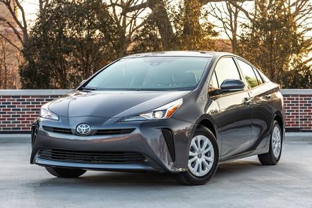 Toyota Prius 2019 8