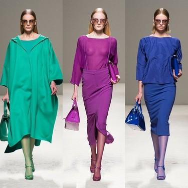 Las diez tendencias más destacadas de la Semana de la Moda de Milán Primavera-Verano 2014