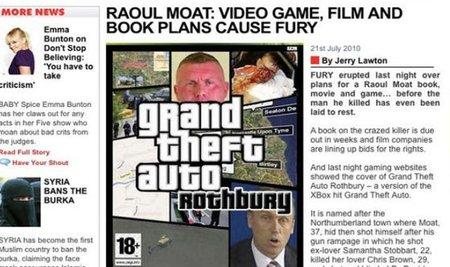 Rockstar, The Daily Star  y la vergüenza y asco que dan algunos periodistas