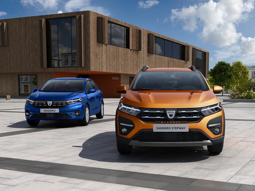 El nuevo Dacia Sandero estrena diseño y se aleja del low-cost para ser un coche